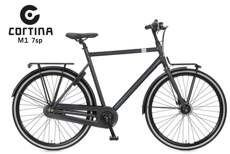 Cortina M1 7sp
