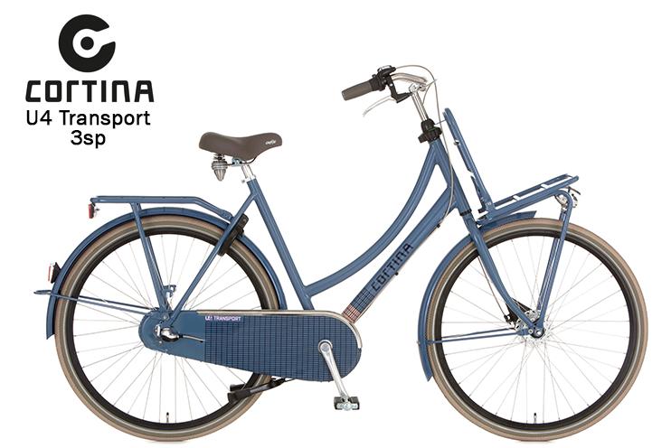 Cortina U4 Transport 3sp ND