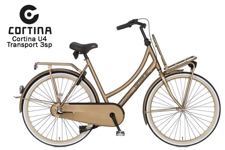 Cortina U4 Transport 3sp medal bronze matt