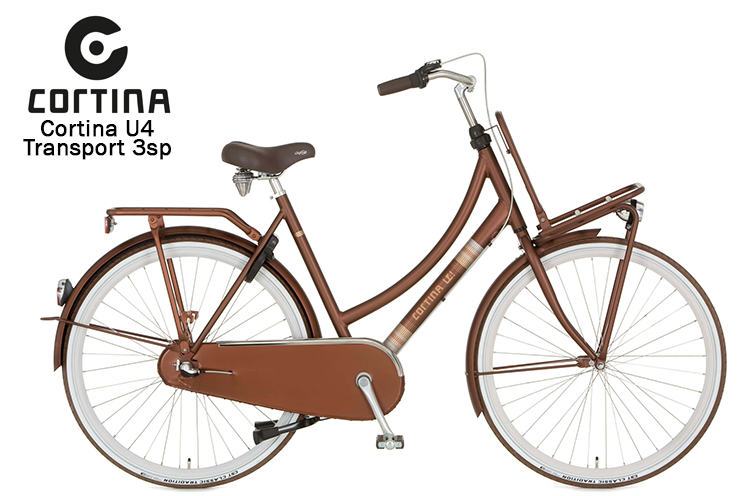 Cortina U4 Transport 3sp sparkle bronze matt
