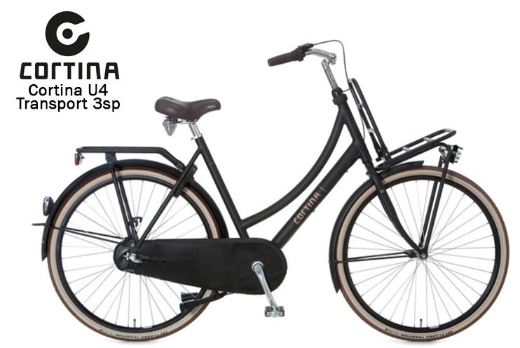 Cortina U4 Transport 3sp