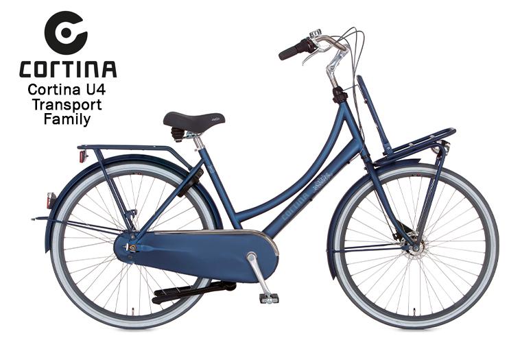 Cortina U4 Transport Family