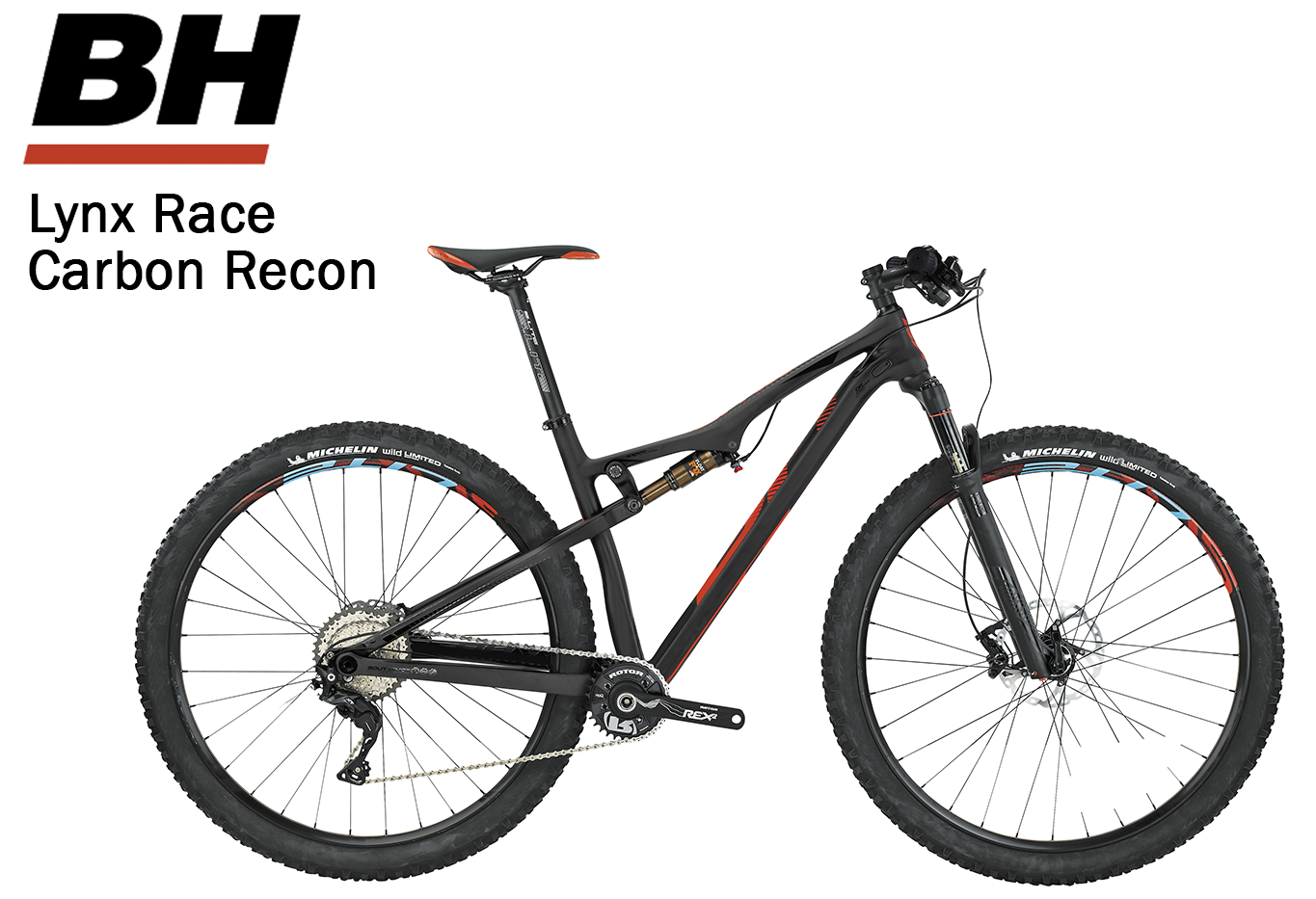 Lynx Race Carbon Recon