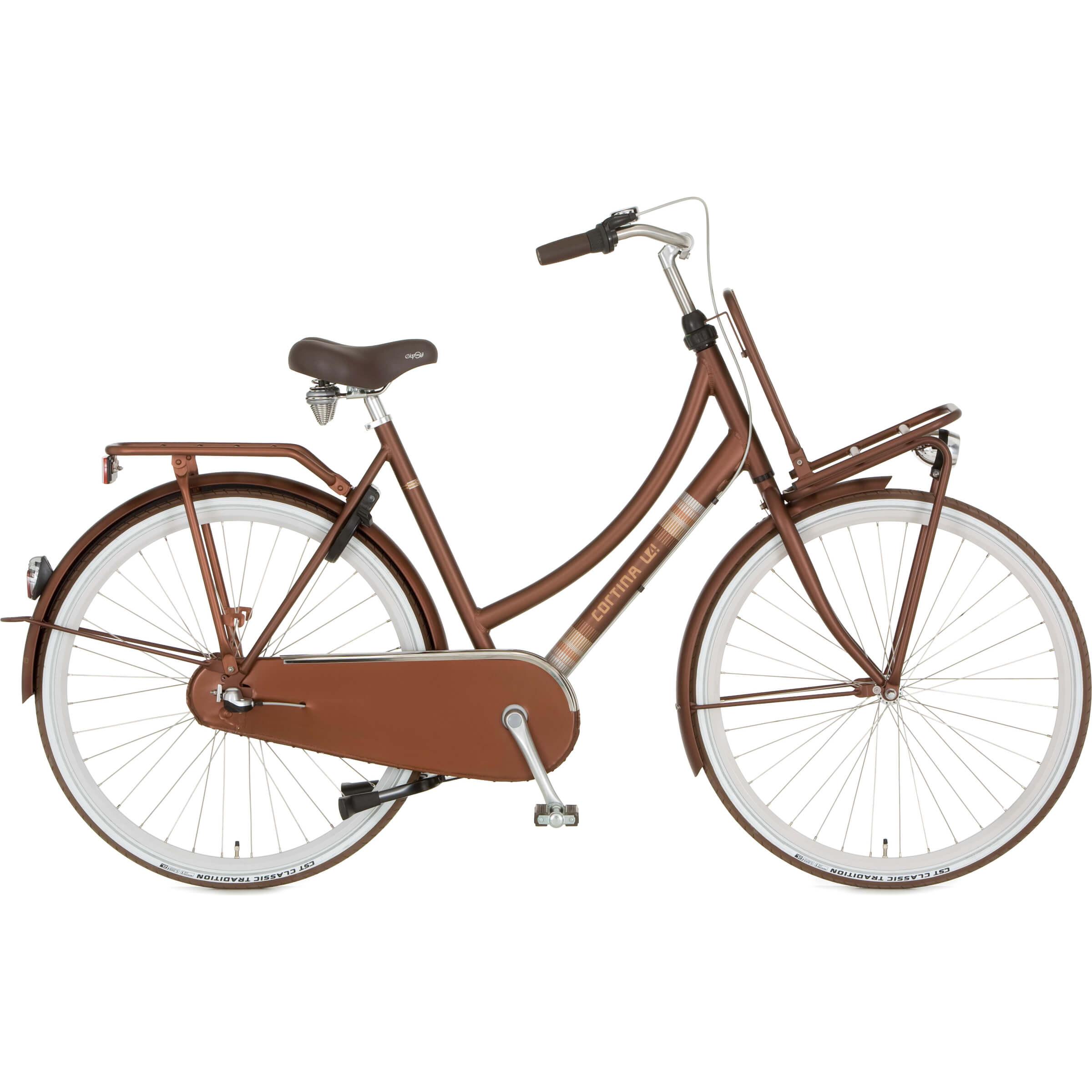 Cortina u4 transport sparkling brown